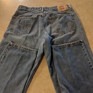 Men's 550 relaxed fit Levi's